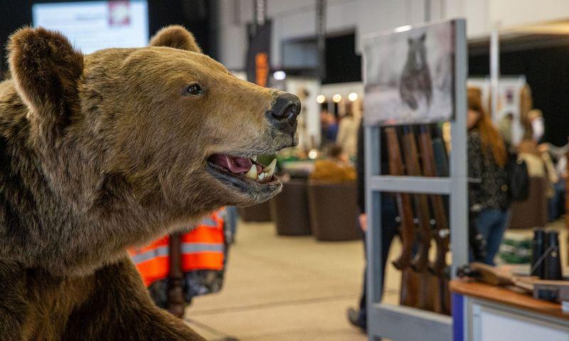"""Aktyvaus laisvalaikio, žūklės ir medžioklės paroda """"Outdoor 2019"""". Vladimiro Ivanovo (VŽ) nuotr."""