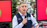 """Walmart"" vadovas pereina į ""Air New Zeland"""