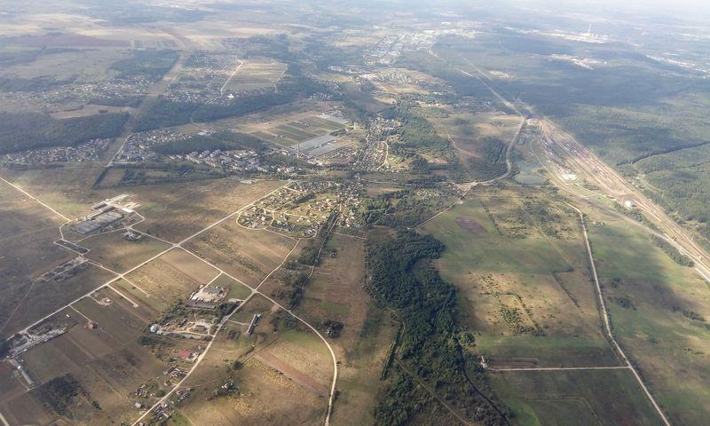 Pagiriai, Vilniaus rajonas.  Vladimiro Ivanovo (VŽ) nuotr.