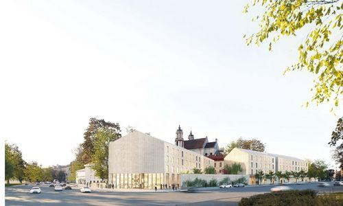 Pasirinko Šv. Jokūbo ligoninės konversijos architektūrinę viziją