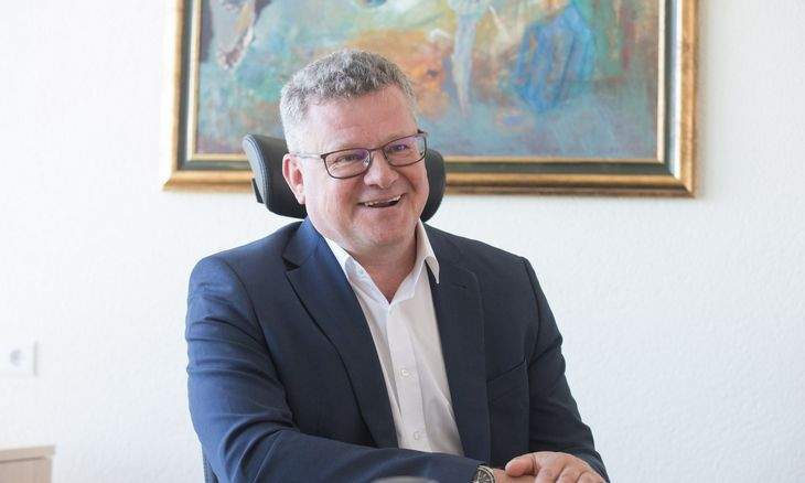"""Metų CEO rinkimai. 60 sekundžių su """"Thermo Fisher Scientific Baltics"""" vadovu"""