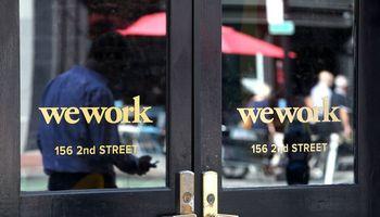 """Įmonei """"WeWork"""" kurpiamas gelbėjimo planas"""