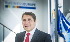 Europos pramonininkų atstovas: reikia pripažinti, kad dydis svarbu