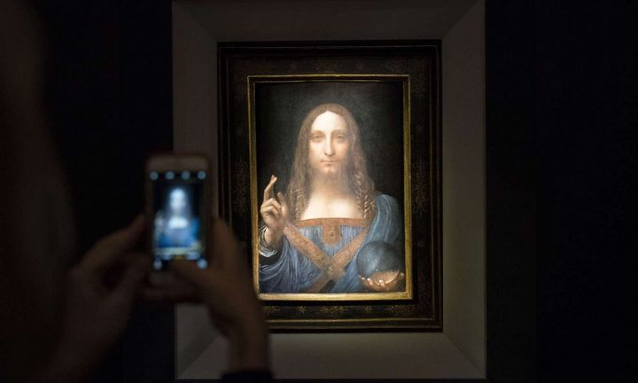 Paryžiaus Luvre – brangiausias pasaulio paveikslas