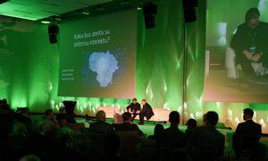 """""""Išmani Lietuva"""": apie mus ir technologijas"""