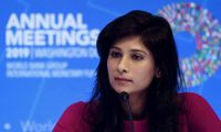 TVF dar nurėžė pasaulio ekonomikos augimo prognozę