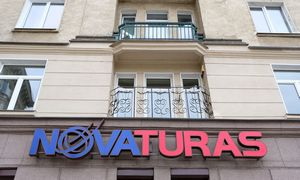 """""""Novaturo"""" apyvarta rugsėjį paaugo"""