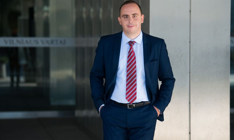 Aleksandras Izgorodinas, UAB SME Finance patarėjas ekonomikai.