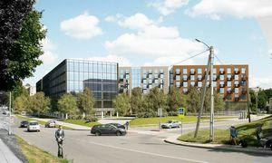 Vilniaus Naujininkuose planuoja 257 butus ir biurų