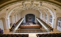 Renovuota Nacionalinė filharmonija parodė savo naująjį rūbą