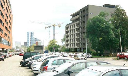 Vilniaus Šnipiškėse planuojami 7 aukštų poilsio namai
