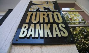 Turto bankas brangiausiai pardavėpatalpas Vilniaus senamiestyje ir Alytuje