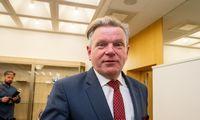 Naujojo vadovo bus ieškoma tik pertvarkius Klaipėdos uostą,žada ministras