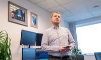 Makleris laidoja ESO kaip dividendinę poziciją