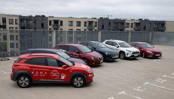 ACEA: Lietuva – sparčiausiai auganti ES naujų automobilių rinka