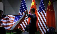 JAV pareikalavo, kad kinų diplomatai praneštų apie savo susitikimus Amerikoje