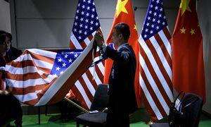 JAV pareikalavo, kad kinų diplomataipraneštų apie savo susitikimus Amerikoje