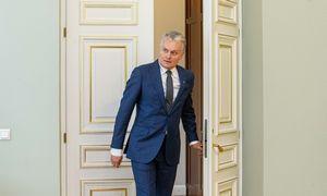 """G. Nausėda: ES patvirtins """"Brexit"""" sutartį, bet lieka abejonių dėl britų parlamento"""