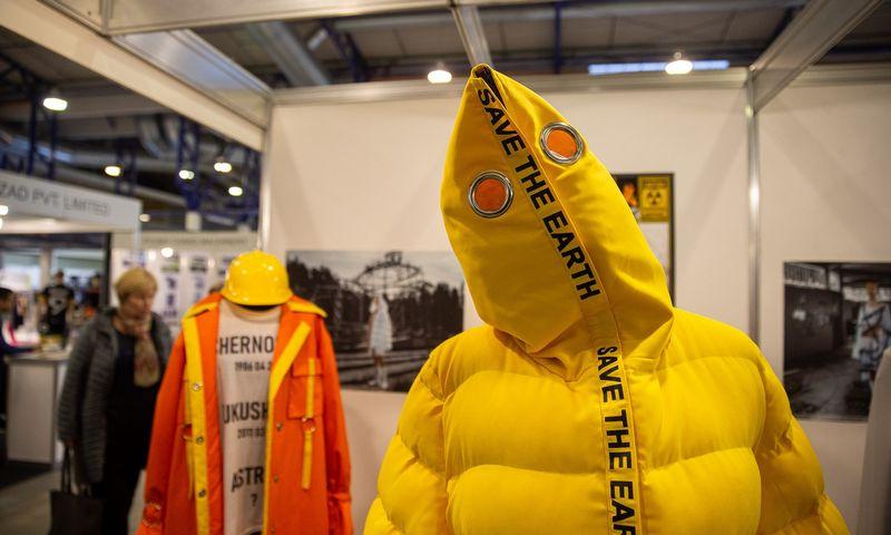 """""""BALTIC FASHION & TEXTILE """" 28-oji tarptautinė specializuota aprangos, tekstilės ir inovacijų paroda. Vladimiro Ivanovo (VŽ) nuotr."""