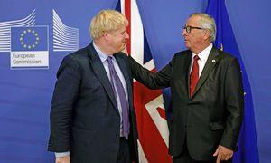 B. Johnsonui – smūgis iš Š. Airijos partijos prieš pat ES viršūnių susitikimą