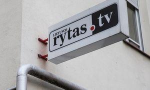 """LAT: """"Lietuvos ryto"""" televizija turi sumokėti baudą V. Vasiliauskui"""