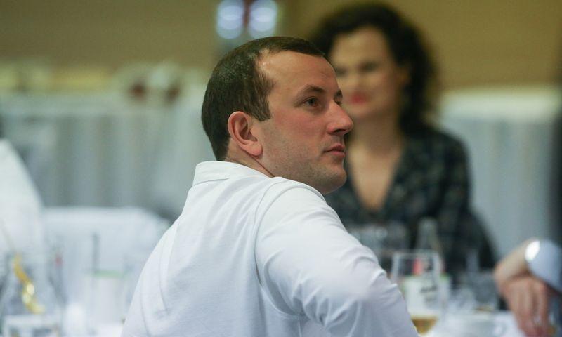 Virginijus Sinkevičius, būsimasis Lietuvos deleguotas eurokomisaras. Vladimiro Ivanovo (VŽ) nuotr.