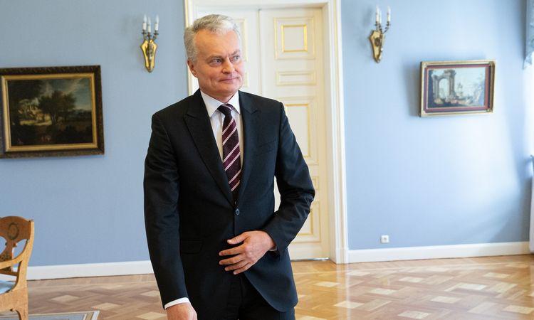 """G. Nausėda vyksta į pirmąjį ES viršūnių susitikimą tartis dėl """"Brexit"""", biudžeto"""