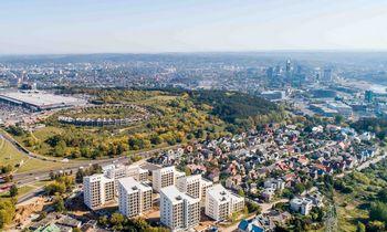 Ieškodami naujos statybos buto pirkėjai vertina ir vietą mieste, ir nestandartinį suplanavimą, ir vaizdingą panoramą