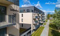 Pristato naują būstų plėtotojos ženklą