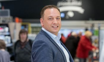 """Metų CEO rinkimai. 60 sekundžių su """"Lidl Lietuvos"""" vadovu"""