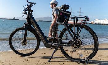 """""""Ignitis grupės"""" rizikos kapitalo fondas investavo į """"Bolt Bikes"""""""