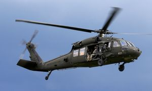 "Lietuva už maždaug 300 mln. Eur pirks 6 JAV sraigtasparnius ""Black Hawk"""