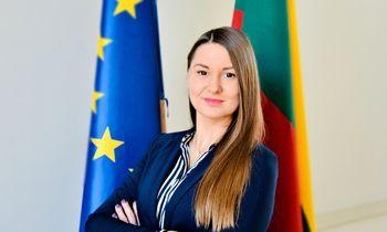 Vilniaus meras turi naują atstovę spaudai