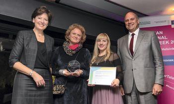Dvi Lietuvos mokyklos apdovanotos prestižiniu verslumo apdovanojimu – už ką jis teikiamas?