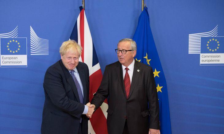 """VŽ paaiškina, kas naujo """"Brexit"""" susitarime"""
