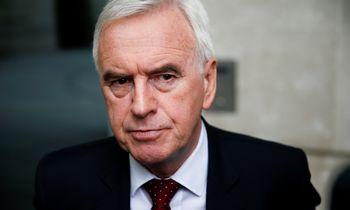 JK leiboristų partijos šešėlinis kancleris J. McDonnellis: pokyčiai neišvengiami
