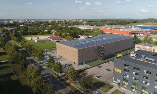 Prie IKEA planuoja 23.400 kv. m biurų projektą