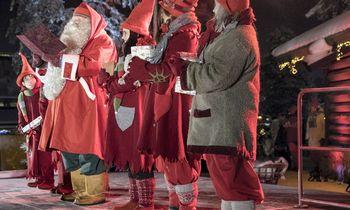 """Suomijos šiaurėje iškils """"Kalėdų Senelio respublika"""", kurioje snigs ištisus metus"""