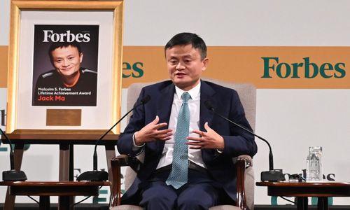"""""""Alibaba"""" įkūrėjas atsitraukimui nuo verslo ruošėsi dešimtmetį"""