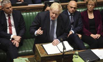 """""""Brexit"""" įvyks spalio 31 d., tikina pasitraukimo šalininkai"""
