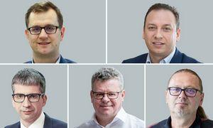Metų CEO TOP 5: laiminčioslyderystėsreceptai