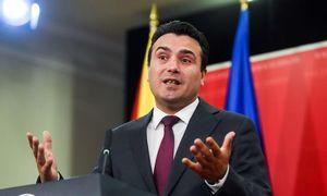 ES sprendimu nusivylusi Šiaurės Makedonija planuoja pirmalaikius rinkimus