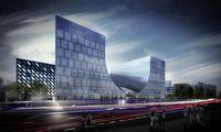 Paskelbtas naujas teismų rūmų Vilniuje statybos konkursas