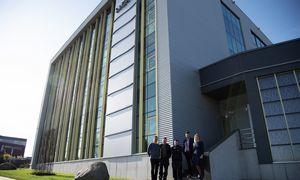 Šiauliuose atidaryta laboratorija – antra tokia Šiaurės Europoje