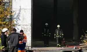 Atšaukiamas draudimas netoli gaisravietės Alytuje esančioms įmonėms vykdyti veiklą