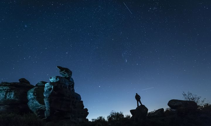 Ateinančią naktį stebėsime meteorų lietaus piką