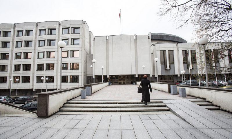 Vyriausybės rūmai Vilniuje. Vladimiro Ivanovo (VŽ) nuotr.