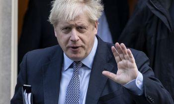 """B. Johnsonas siekia, kad dėl """"Brexit"""" sutarties būtų balsuojama pirmadienį"""