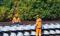 """Geležinkelio ruožą už 51 mln. Eur ties """"Eurovia"""" ir GTC"""
