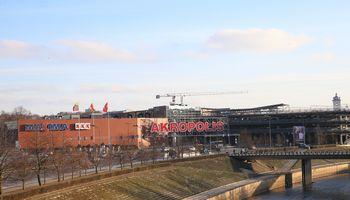 """""""Akropolis""""Kaune atidarytas, bet dalis parduotuvių šiandien neveiks"""